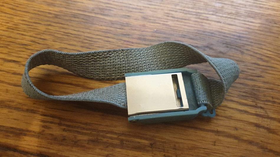 anti static wrist strap for computer repair