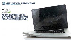 apple macbook repairs cornwall