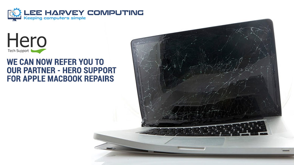 apple macbook repairs cornwall